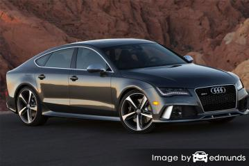 Discount Audi RS7 insurance