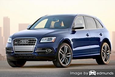 Insurance quote for Audi SQ5 in Lexington