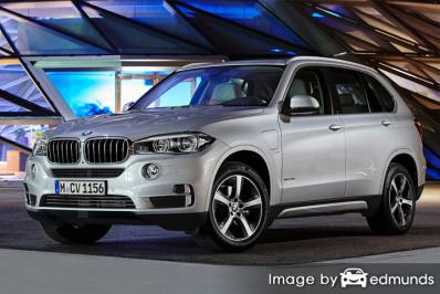 Insurance quote for BMW X5 eDrive in Lexington