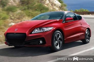 Insurance rates Honda CR-Z in Lexington