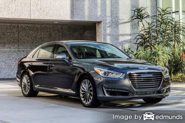 Insurance quote for Hyundai G90 in Lexington