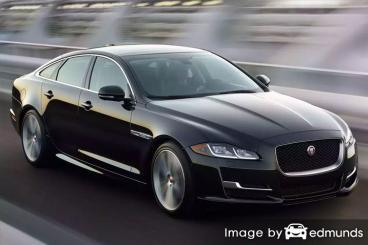 Insurance quote for Jaguar XJ in Lexington