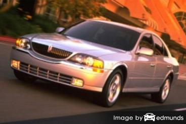Insurance for Lincoln LS