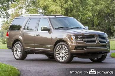 Discount Lincoln Navigator insurance