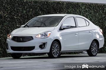 Insurance quote for Mitsubishi Mirage G4 in Lexington