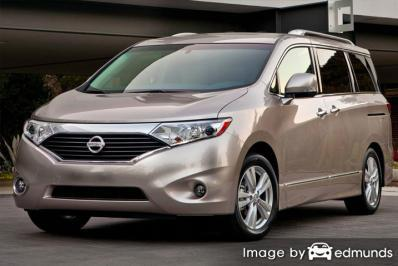 Insurance quote for Nissan Quest in Lexington