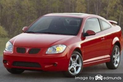 Insurance quote for Pontiac G5 in Lexington