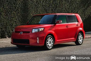 Insurance rates Scion xB in Lexington