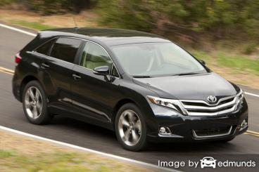 Discount Toyota Venza insurance